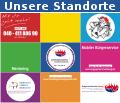 Die Standorte der FreiwilligenBörseHamburg