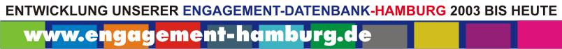 Freiwilligendatenbank Engagement-Datenbank-Hamburg 2003 bis heute