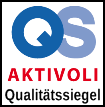 QS AKTIVOLI Qualitätssiegel - Engagement-Datenbank-Hamburg www.engagement-hamburg.de
