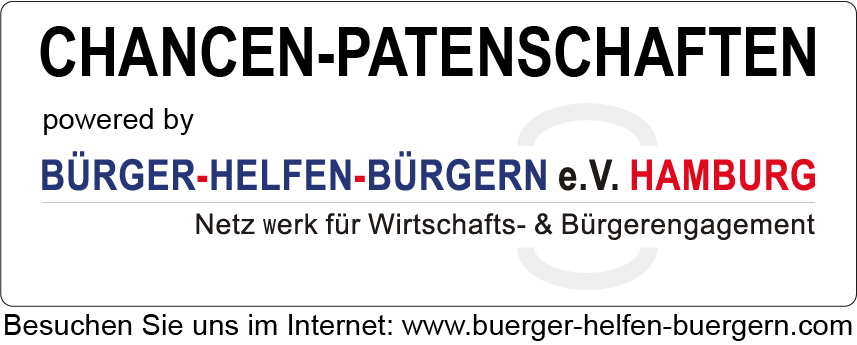 Chancen-Patenschaften Hamburg powered by BÜRGER-HELFEN-BÜRGERN e.V. HAMBURG